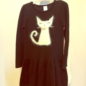 Kitty Sweater Dress 🐱